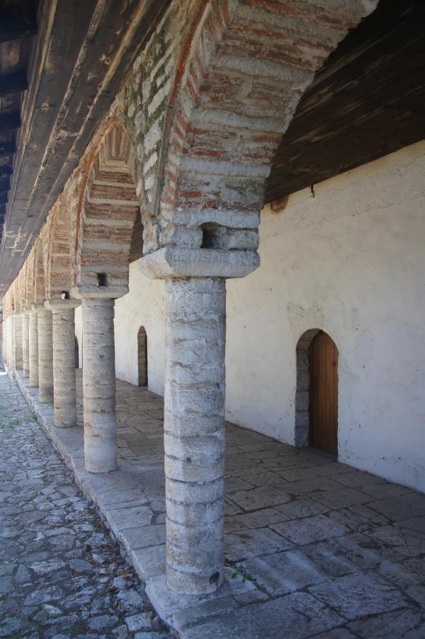 Vegan travel in Ioannina_Monastery 2