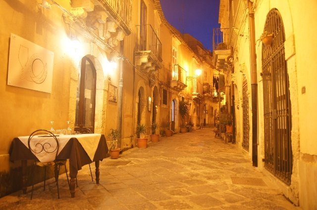 Vegan travel in Siracusa, Sicily