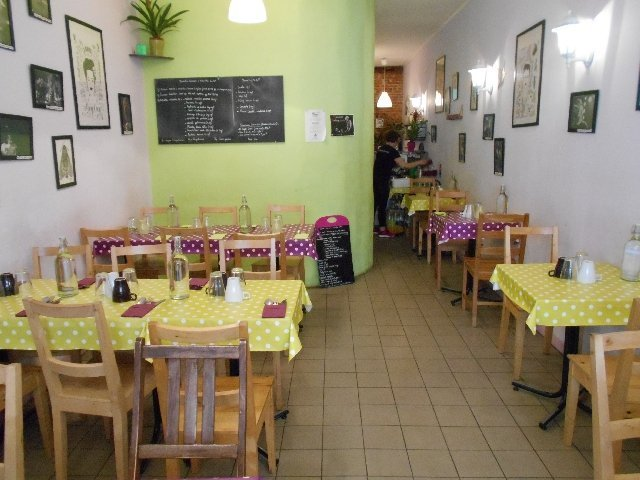La Belle Verte - vegan brunch in Toulouse, France