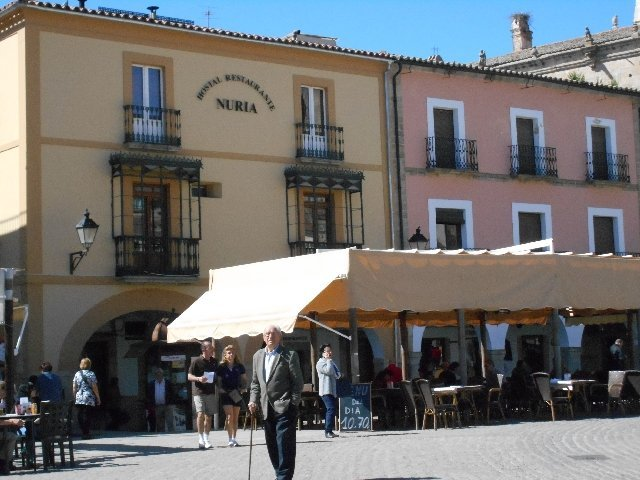 Nuria Hotel and Restaurant - Trujillo, Spain