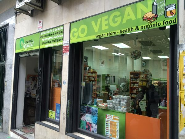 Planeta Vegano - vegan guide to Madrid