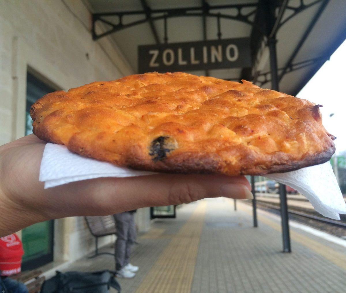 Scéblasti - vegan street food in Italy