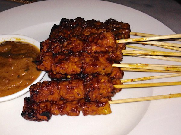5-Tempeh - vegan in Southeast Asia