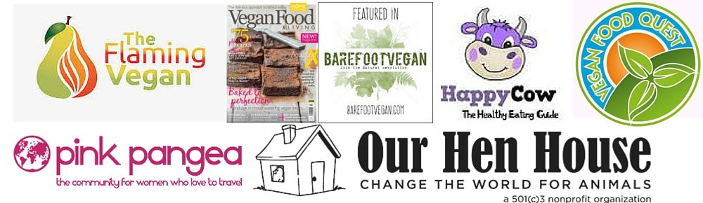 The Nomadic Vegan As Featured In