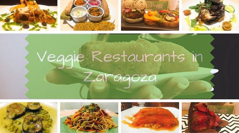 Veggie Restaurants in Zaragoza, Spain - vegan travel