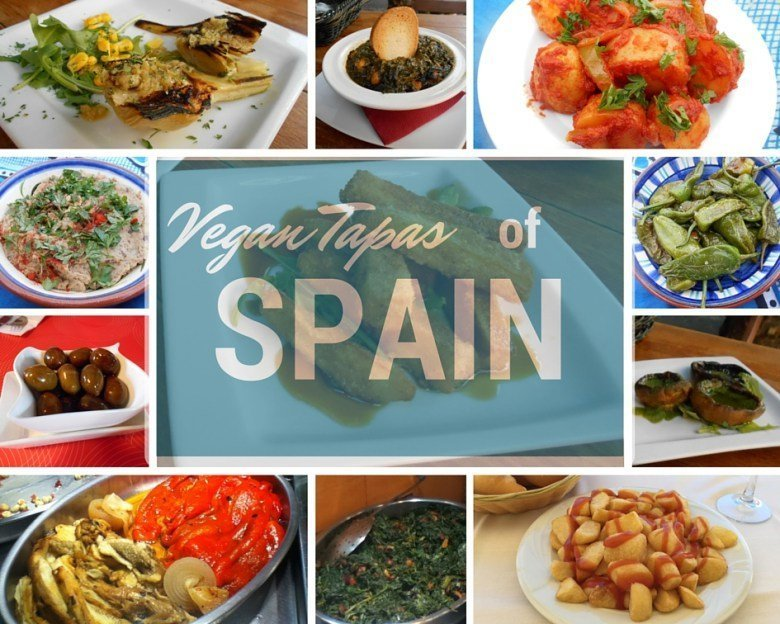 Vegan Tapas of Spain