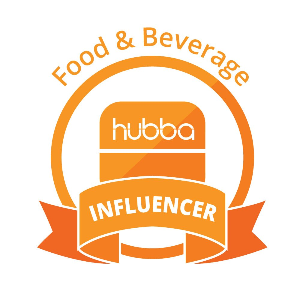 hubba-food-and-beverage-influencer-badge