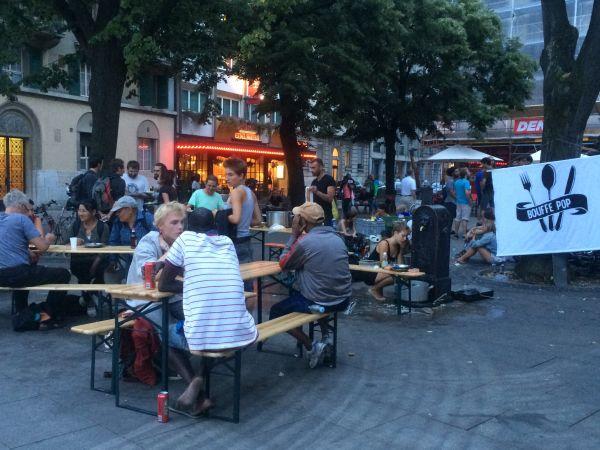 Bouffe Pop - Vegan Food in Geneva