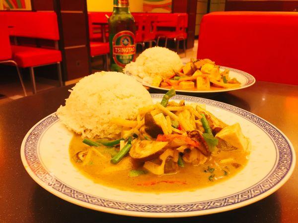 Mike Wong - Vegan Food in Geneva
