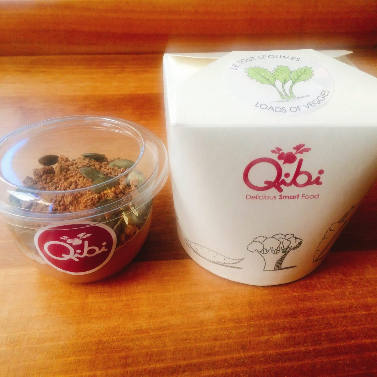 Qibi - Vegan Food in Geneva