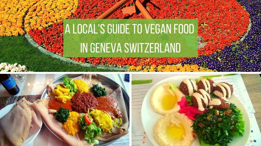 Vegan restaurants Geneva Switzerland
