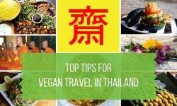 Vegan in Thailand Guide