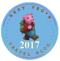 Wander Pig Best Vegan Travel Blog