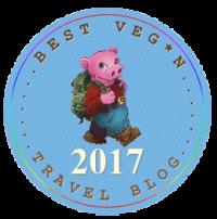 Wander Pig Best Vegan Travel Blog