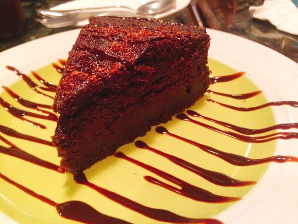 Dodó - vegan chocolate cake - Vegan in Panama