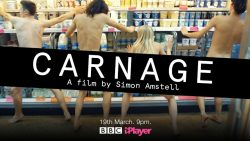 Carnage Swallowing the Past film by Simon Amstell