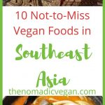 Vegan Food in Southeast Asia