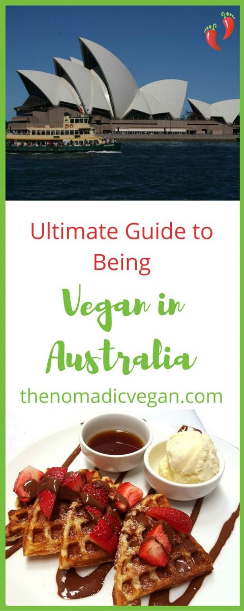 The Ultimate Guide to Being Vegan in Australia