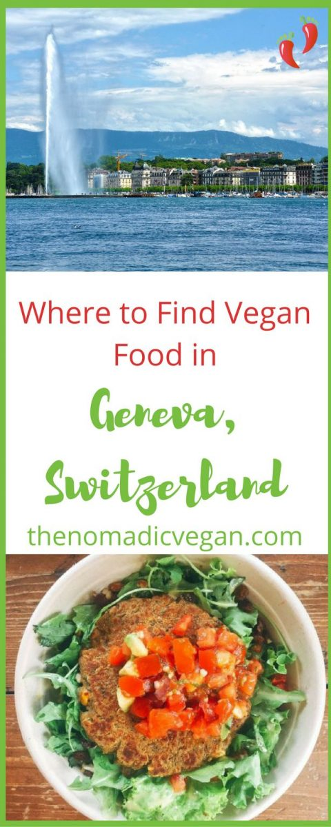 Where to Find Vegan Food in Geneva, Switzerland
