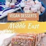 Middle Eastern Desserts that are Vegan
