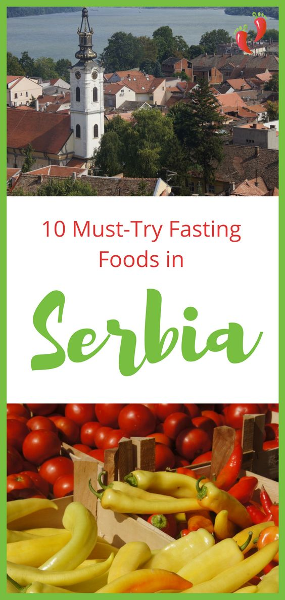 10 Serbian Orthodox Fasting Foods You Must Try - And Why They're Great for Vegans
