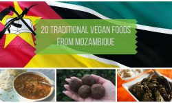 20 Traditional Vegan Foods from Mozambique