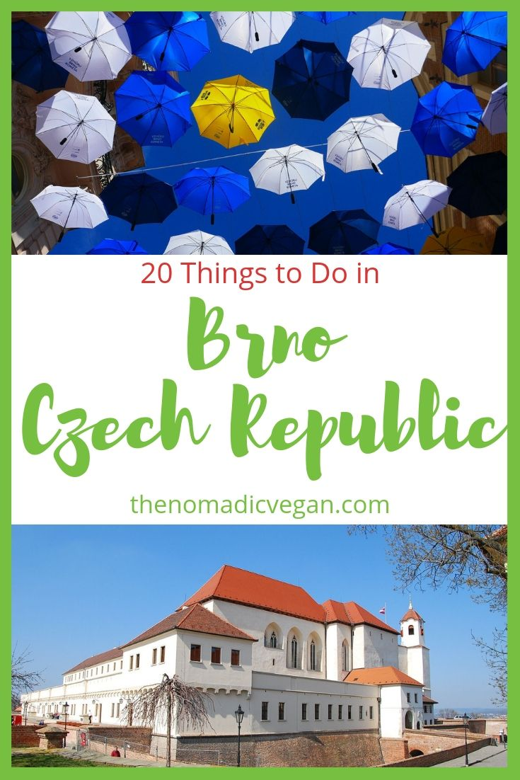 20 Things to Do in Brno Czech Republic