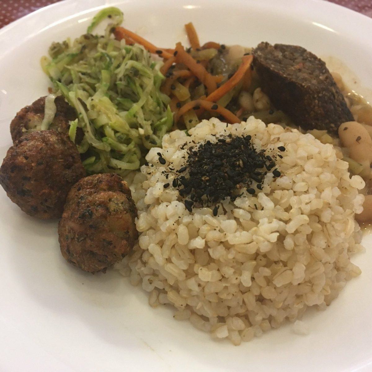 Healthy Vegan Brazilian Food at Brota Primavera in Sao Paulo