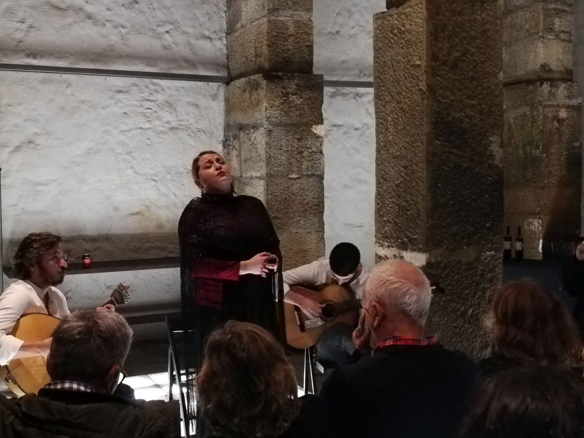 A fado concert is one of the most unique Portugal experiences