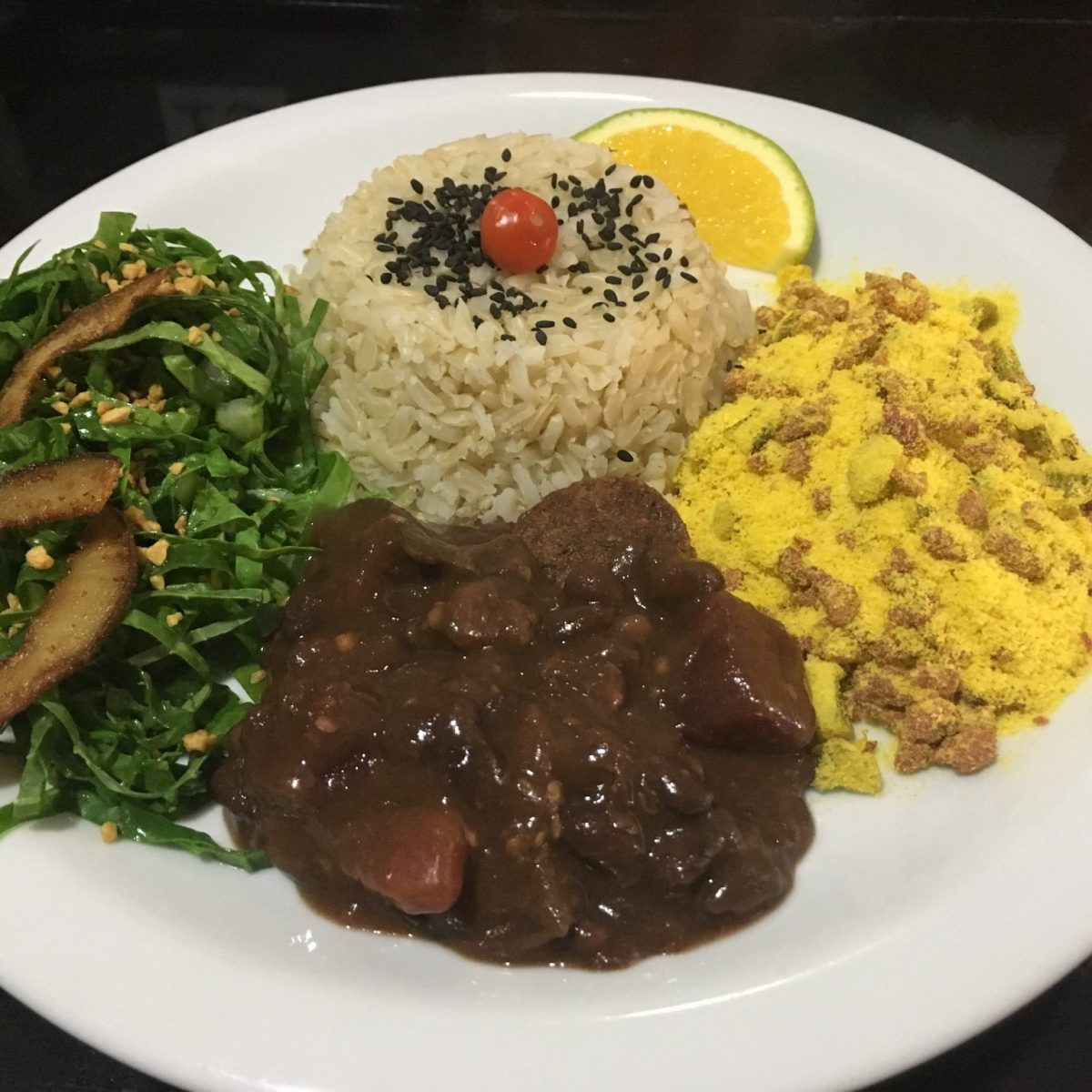 Feijoada - Vegan Traditional Brazilian Food at Subte Vegan