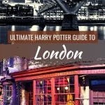 Harry Potter London Sites