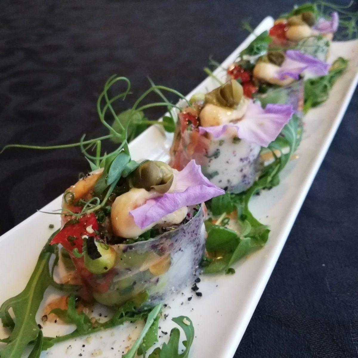 Legumi Sushi Vegan Restaurant in Lisbon