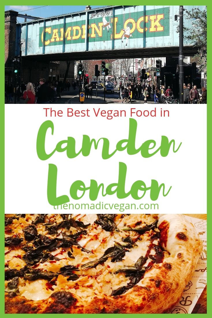 Vegan Camden The Best Vegan Eats In Camden According To