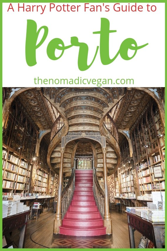 A Harry Potter Fan's Guide to Porto Portugal