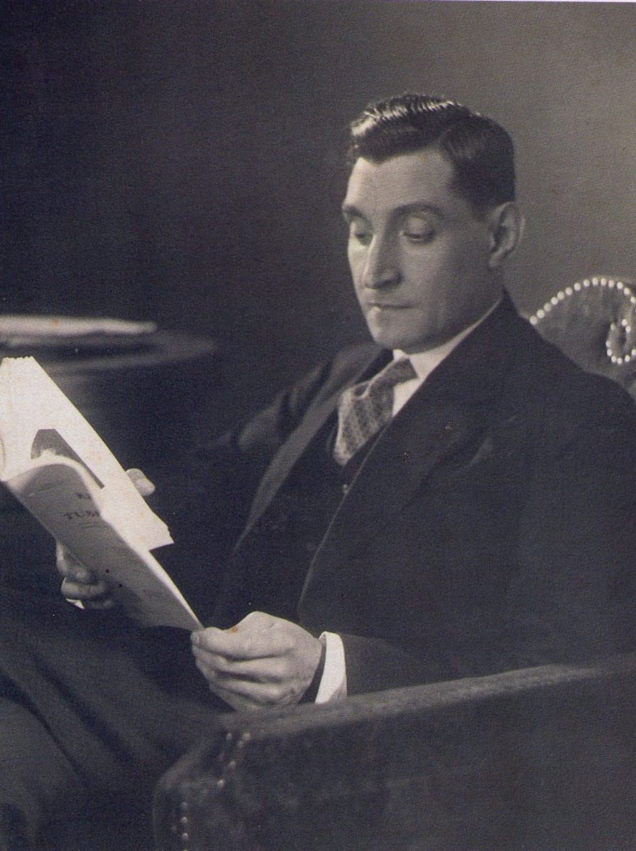 António de Oliveira Salazar, the inspiration for Salazar Slytherin