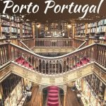 Porto Portugal Harry Potter Guide