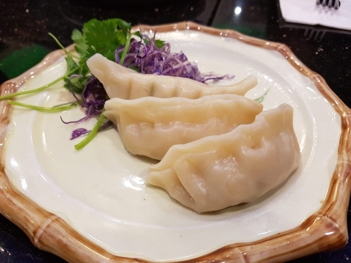Pierogi is a dish you must try when traveling as a vegan in Poland!
