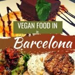 Vegan in Barcelona Spain