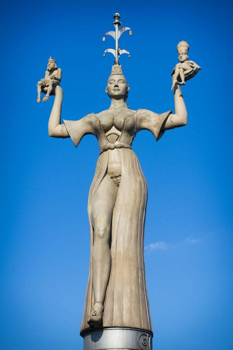 Imperia Statue Konstanz Germany