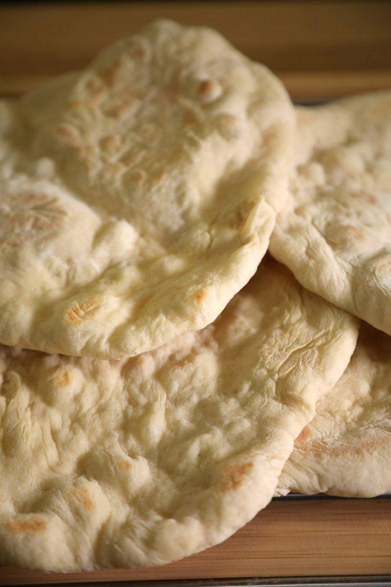 Taboon Bread in Jordan