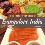 Vegan Bangalore India Guide