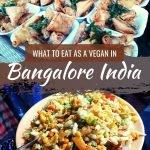 Bangalore Vegan Food Guide