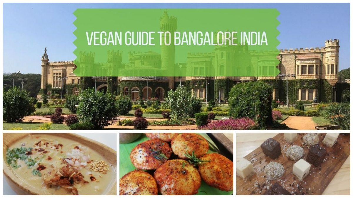 Guide to Vegan Restaurants in Bangalore India