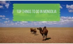 Top Things to Do in Mongolia