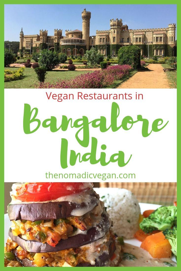 Vegan Restaurants in Bangalore India