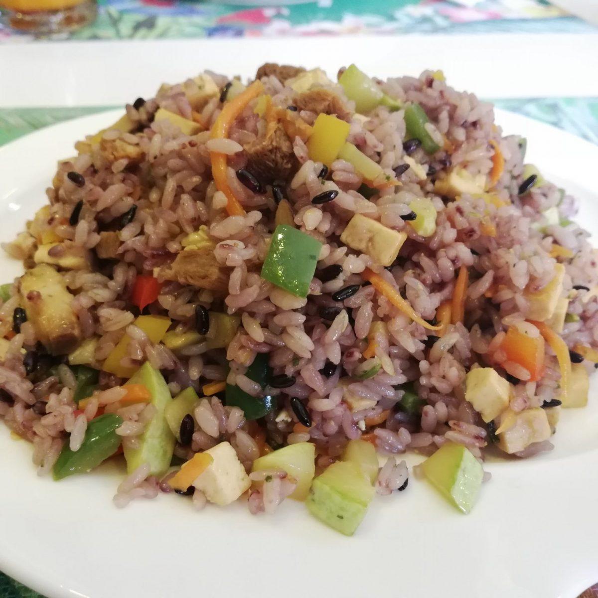 Budaatai Khuurga fried rice