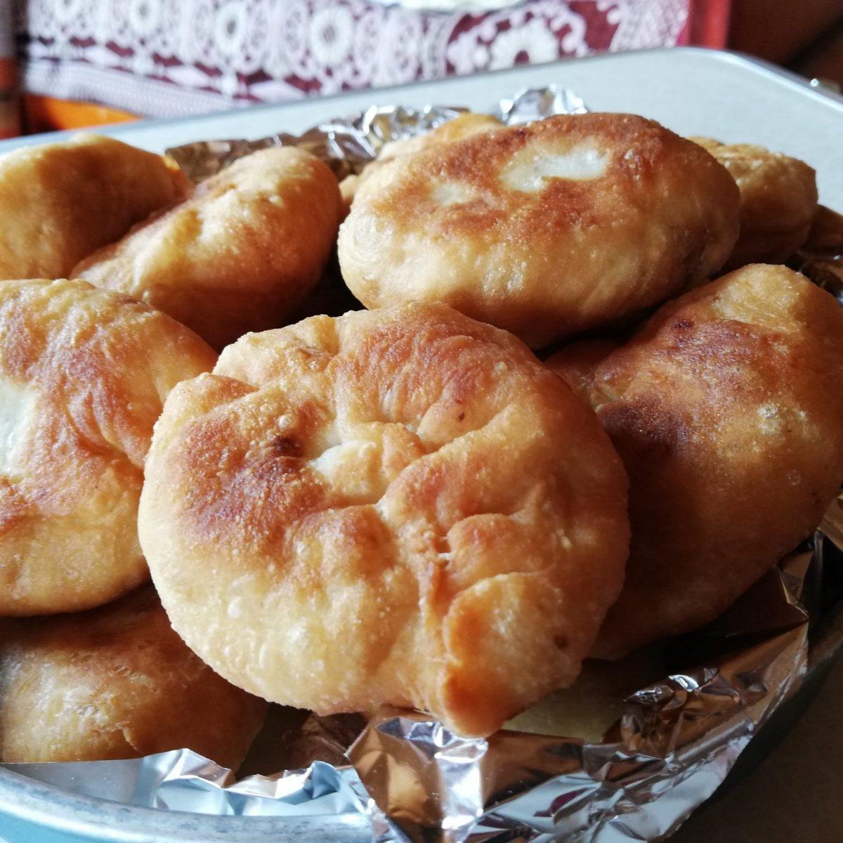 Piroshki (пирошки)