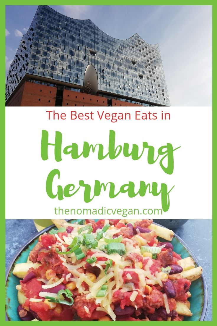 The Best Vegan Eats in Hamburg Germany