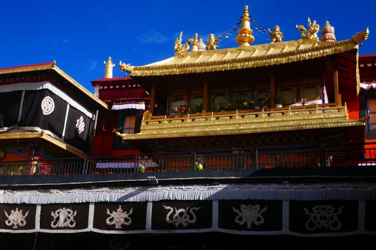 Jokhang Temple, the holiest place in Tibet