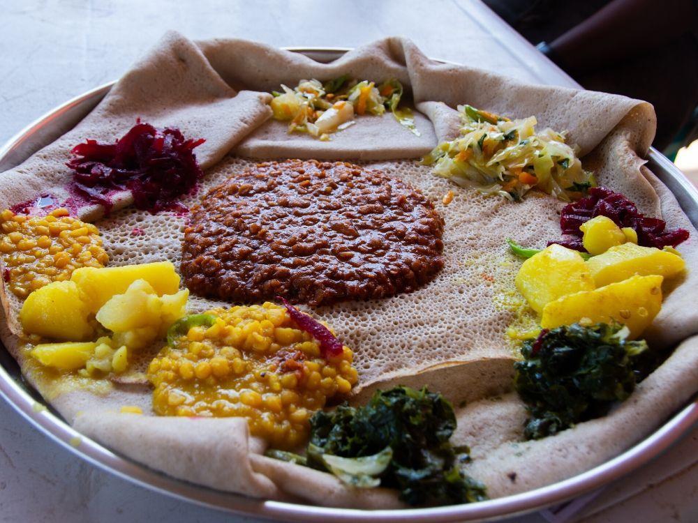 Tadu Ethiopian Kitchen in San Francisco
